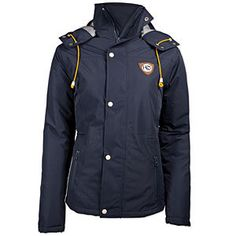 The Horseware Ireland Brianna Riding Jacket is designed to keep you warm.  Visit the One Stop Equine Shop to discover more top quality equine products.