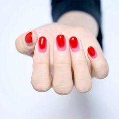 Nail Art Designs - Beautiful Nail Ideas for Red Manicure in 2020 Nail Art Designs - Beautiful Nail Ideas for Red Manicure in 2020 Red Manicure, Red Nails, Manicure And Pedicure, Hair And Nails, Cute Nails, Pretty Nails, Pink Gel, Art Visage, Nail Art Photos