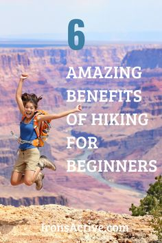 The benefits of hiking go beyond the physical. Here are 6 amazing ideas that may just get you hiking. And loving every minute! #hiking #benefitsofhiking #hikingforbeginners. Endurance Workout, Endurance Training, Cycling Workout, Hiking Usa, Hiking Tips, Hiking Training, Triathlon Training, Grand Canyon Hiking, Hiking Quotes