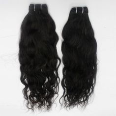 2 Pcs/Lot AAAA Remy Virgin 100% Human Brazilian Loose Wave Hair Extensions