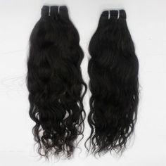 2 Pcs/Lot AAAA Remy Virgin 100% Human Brazilian Loose Wave Hair Extensions