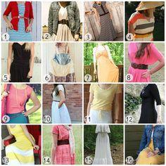 41 Amazing Maxi Dresses and Skirt Tutorials