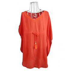 Very popular kids kaftan, crochets on the neck and hem.  High quality rayon, soft, easy to wear and very comfortable.  http://divinedivaplussizeretailonline.com/kids-clothing-fashion/42-kids-kaftan-with-crochet.html