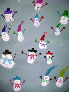 Snjegovići - otisak - 1.r. Baby, Baby Humor, Infant, Babies, Babys