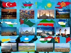TÜRK YURTLARI World Country Flags, Countries And Flags, Turkish People, Fun Facts, Beast, Japanese, History, Learning, Folklore
