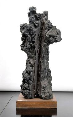 Leoncillo (Leoncillo Leopardi), S. Sebastiano nero, 1963