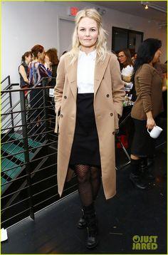 Jennifer Morrison attending the Women's Filmmaker Brunch during the 2015 Tribeca Film Festival at Company 3 on Monday (April 20) in New York City.