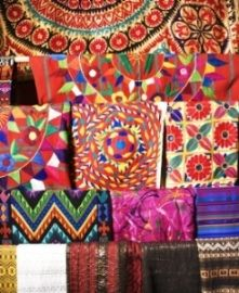 Bright color is vitally important to the Mexican style. http://LaFuente.com