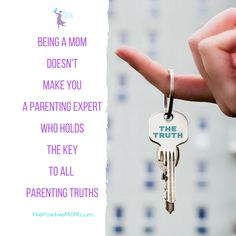 """Being a mom doesnt"