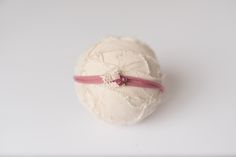 Image of Dusty Rose Headband