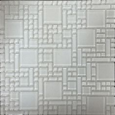 Glass Mosaic Wall Tile 12in.x12in.x6mm - #04103