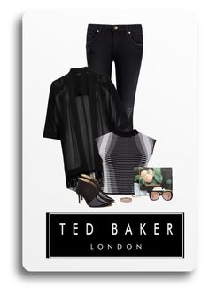 """""""TED BAKER 2015"""" by sherry7411 ❤ liked on Polyvore"""
