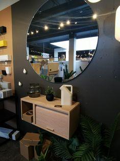 Bathroom Lighting, Vanity, Mirror, Furniture, Home Decor, Vanity Area, Homemade Home Decor, Bathroom Vanity Lighting, Lowboy