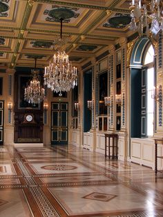 La Forge, French Architecture, Royal Palace, House Design, Luxury, Decor, Spaces, Panelling, King