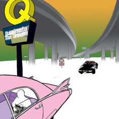 """""""Real Eyes"""" by Quasimoto was added to my Discover Weekly playlist on Spotify"""