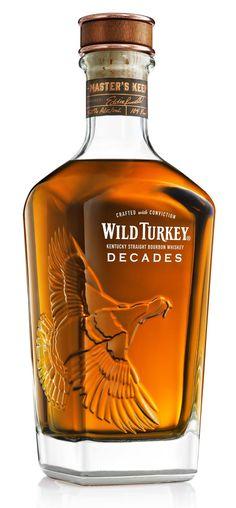 Wild Turkey Kentucky Straight Bourbon Whiskey Decades 2nd Edition