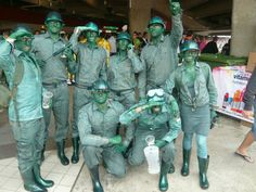 Hong Kong 7s - Toy Soldiers costume Toy Soldier Costume, Toy Soldiers, Military History, Fancy Dress, Hong Kong, Costumes, Dresses, Whimsical Dress, Vestidos