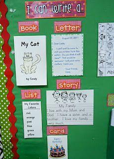 First Grade Fresh: Literacy Work Stations