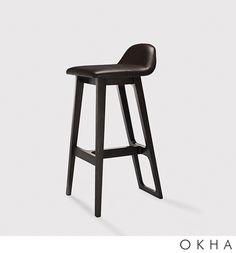 OKHA Interiors Bar Chairs, Bar Stools, Kitchen Stools, Decoration, Dining Room, Interiors, Furniture, Home Decor, Stool