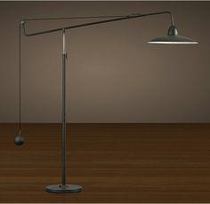 RH Floor Lamp