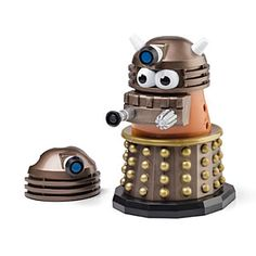 Doctor Who Gold Dalek Mr. Potato Head  http://rstyle.me/n/dr5s5nyg6