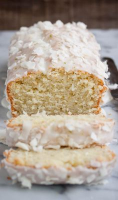 Lime-Coconut Quick Bread