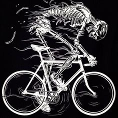 JOJO POST FOREVER YOUNG: RIDE TILL BONES. IT'S GOOD FOR YOU.