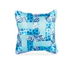 Spring Ribbon Pillow