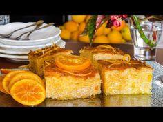 Η πορτοκαλόπιτα που λαχταρώ χειμώνα καλοκαίρι, με τη γεύση του πορτοκαλιού να πλημμυρίζει τον ουρανίσκο τόσο ευχάριστα και έντονα! Greek Desserts, Greek Recipes, Creme Brulee Cheesecake, Cake Recipes, Dessert Recipes, Food Cakes, Confectionery, French Toast, Food And Drink