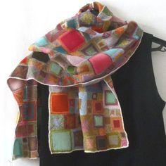 Sophie Digard crochet Creations | Etole/écharpe