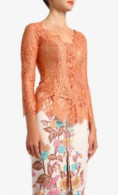 Kebaya Lace, Batik Kebaya, Kebaya Dress, Batik Dress, Lace Dress, Kebaya Hijab, Model Kebaya Modern, Kebaya Modern Dress, Traditional Dresses Designs