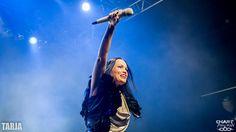 Tarja Turunen live at Aula Magna, Lisboa, Portugal. The Shadow Shows, 04/11/2016 #tarja #tarjaturunen #theshadowshows #tarjalive PH: Chart - Live Photography https://www.facebook.com/ChartLivePhotography/