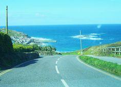 Cornwall - Landsend