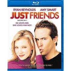 JUST FRIENDS! A hip music executive (Ryan Reynolds) gets stranded in his New Jersey hometown and becomes reacquainted with the woman (Amy Smart) who, years earlier, rejected him in high school! See Movie, Movie List, Movie Tv, Amy Smart, Anna Faris, Funny Movies, Great Movies, Funniest Movies, Awesome Movies