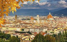 Onde Ficar em Florença na Itália #viagem #viajar