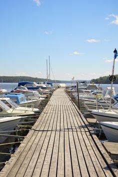 En av Mellansveriges största insjöhamnar för fritidsbåtar
