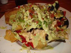 Red Lobster Restaurant Copycat Recipes: Crab Nachos