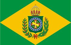 Flag of Empire of Brazil (1870-1889) - Empire of Brazil - Wikipedia, the free encyclopedia