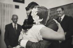 Linda noiva, com Voillet e Lírios Regimille