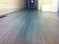 wire brushed, stained and limed jarrah timber flooring