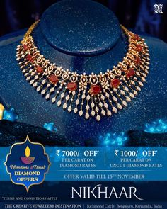 Antique Jewellery, Diamond Jewellery, Gold Jewelry, Beaded Necklace Patterns, Necklace Designs, Uncut Diamond, Trendy Jewelry, Diamond Pendant, Indian Jewelry