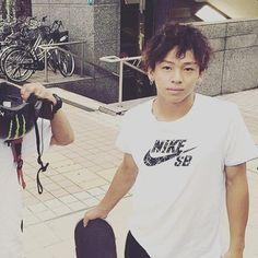 . . ウェアももちろんかっこいいけど Tシャツから出る 腕が大好き❤️ . . #平野歩夢