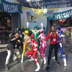 GO GO POWER RANGERS! Super nerding out at New York Toy Fair! 🤓 Go Go Power Rangers, Broadway Shows, New York, Toys, Instagram, Activity Toys, New York City, Clearance Toys, Nyc
