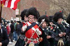 St Patrick's Day Parade Binghamton NY March 5, 2011