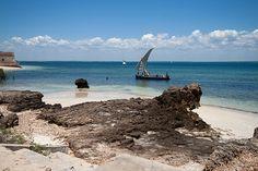 Illa de mozanbique