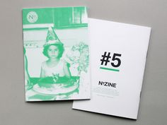 Independent arts zine, released in series and featuring a variety of young artists, designers, writers, photographers and illustrators. Each issue is conceptually centred around it's issue number.