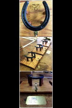 Definitely need to make some of these for coat racks in the new barn.