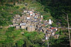 Discover 25 not-so-obvious places to visit in Portugal, Piódão... one of the best examples of a small Portuguese village.