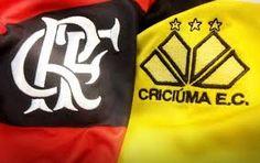 CAMPEONATO  BRASILEIRO : CRICIÚMA x FLAMENGO