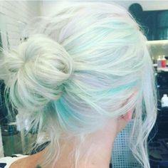 Imogen's hair